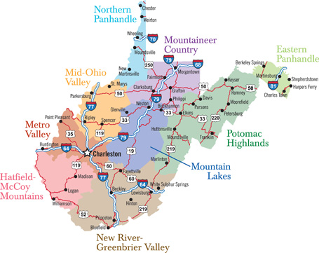 WV State Parks