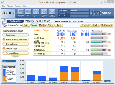 Omron-Health-Mgmt-Software