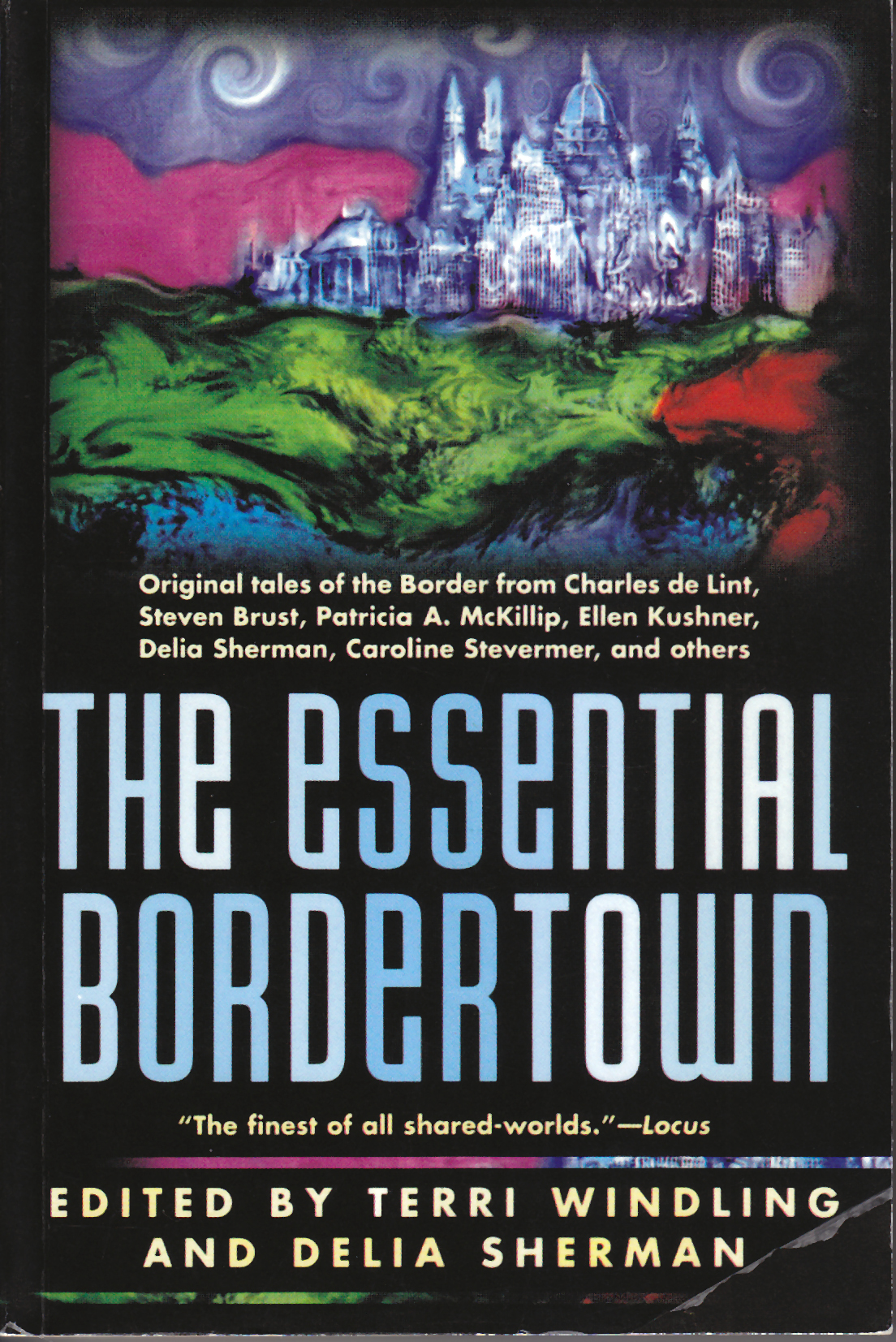 Essential Bordertown