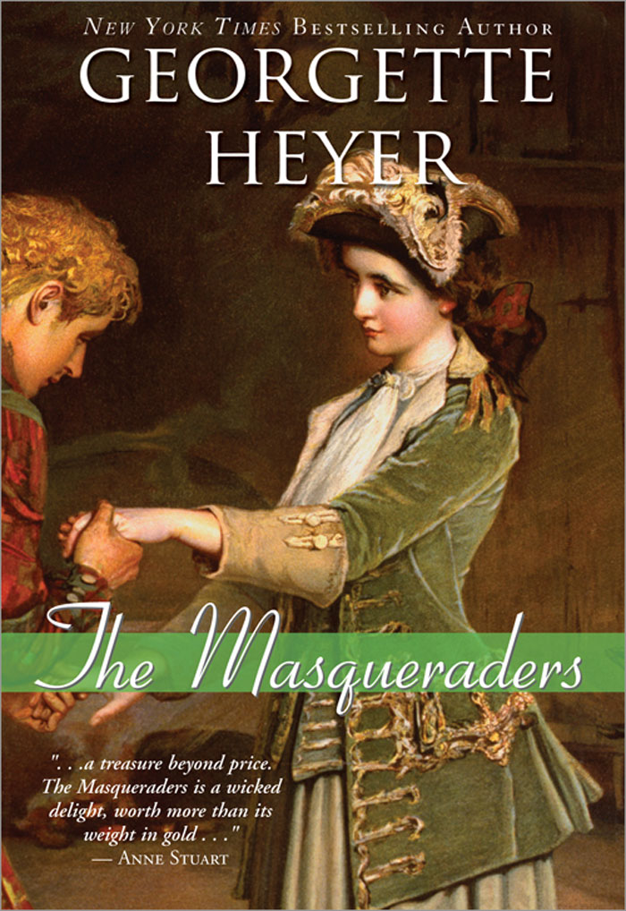 The-Masqueraders