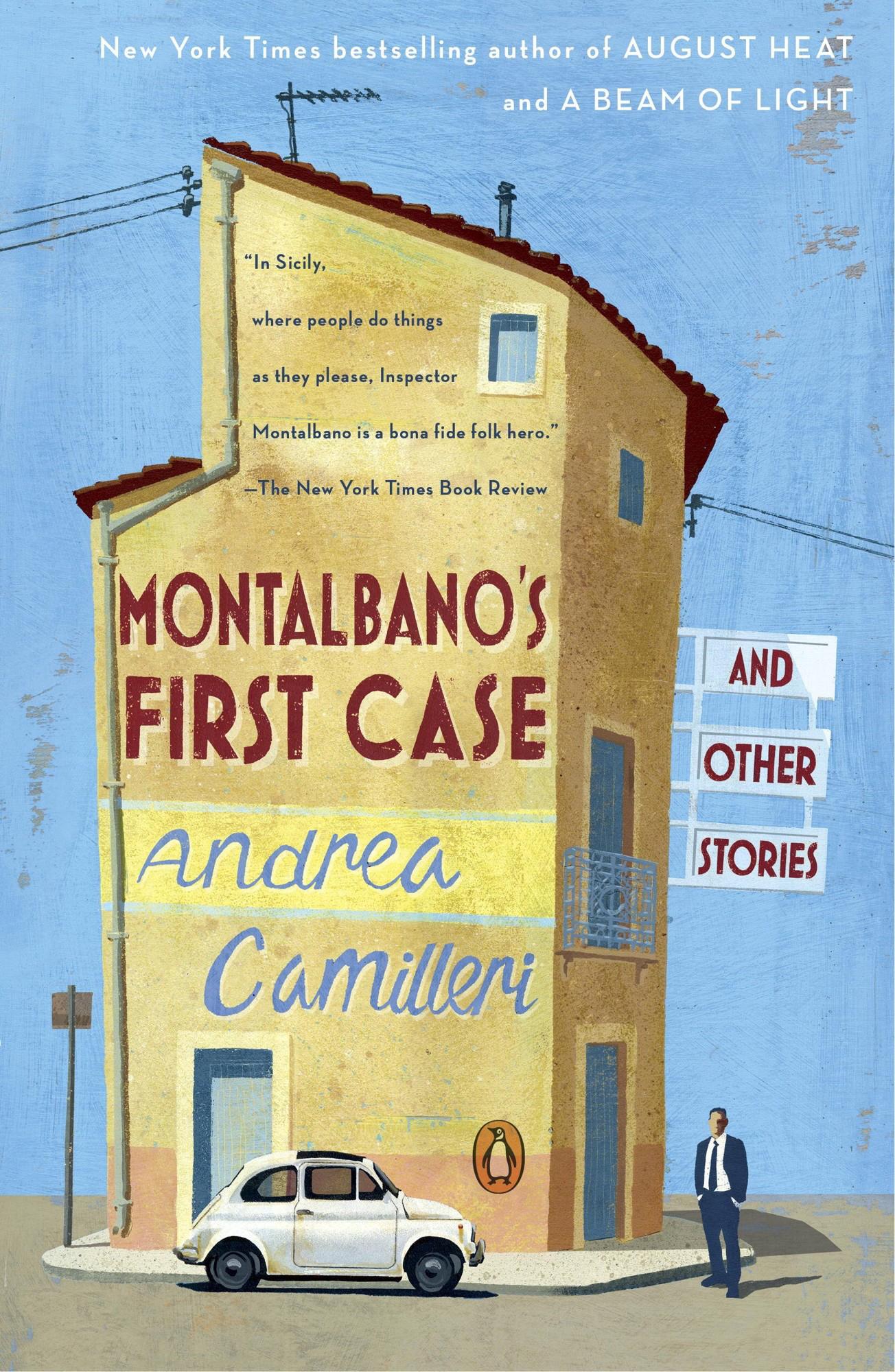 Montalbanos First Case